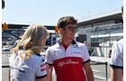 Charles Leclerc - Sauber - GP Deutschland - Hockenheim - Formel 1 - Donnerstag - 19.7.2018