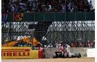 Charles Leclerc - Sauber - GP England 2018 - Silverstone - Rennen