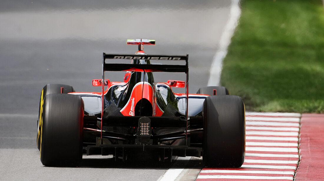 Charles Pic GP Kanada 2012