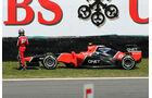 Charles Pic - Marussia - Formel 1 - GP Brasilien - Sao Paulo - 23. November 2012