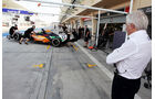 Charlie Whiting - Formel 1 - Test - Bahrain - 27. Februar 2014
