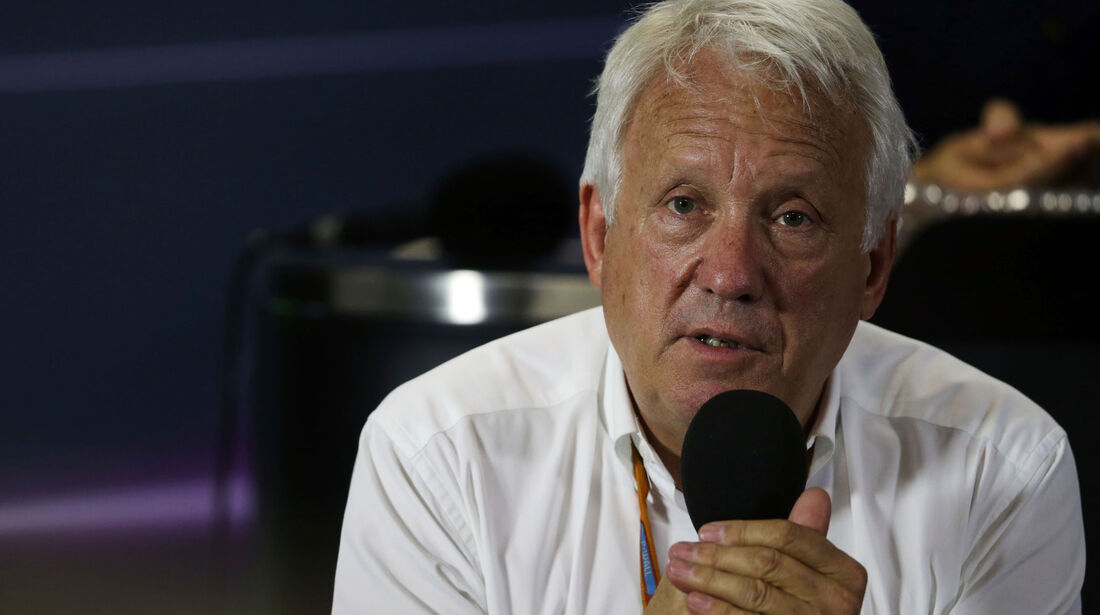 Charlie Whiting - GP Brasilien - Sao Paulo - Interlagos - Donnerstag - 10.11.2016