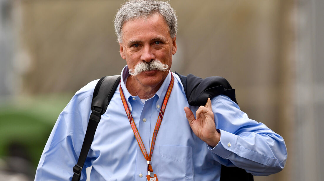 Chase Carey - Liberty Media - GP Belgien - Spa-Francorchamps - 24. August 2018