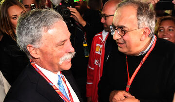 Chase Carey - Liberty Media - Sergio Marchionne - Ferrari - Formel 1