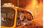 Checker Cab A11, Fahrer, Windschutzscheibe