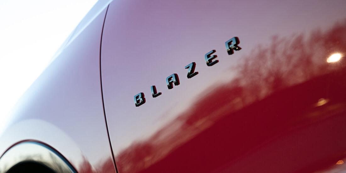 Chevrolet Blazer 2019, SUV, USA