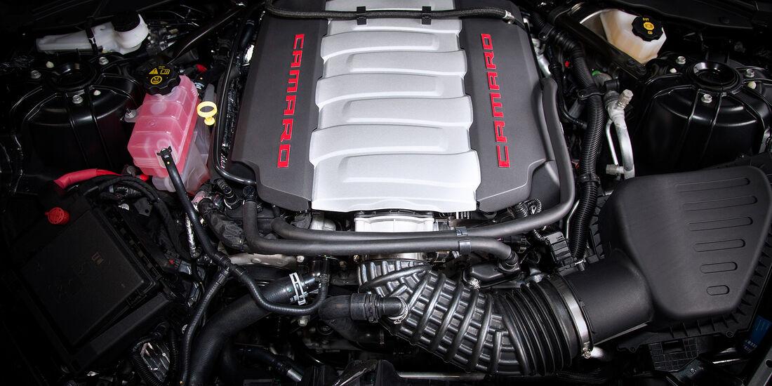 Chevrolet Camaro 6.2L Coupé
