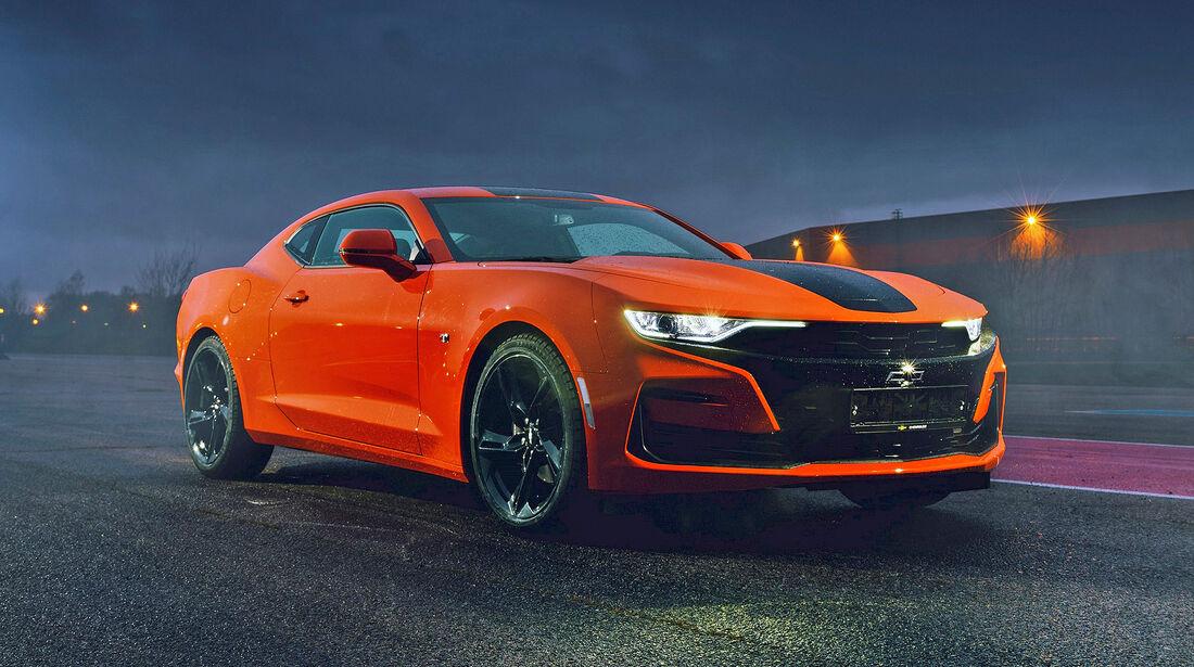 Chevrolet Camaro Coupé 2.0 - Serie - Coupes bis 50000 Euro - sport auto Award 2019