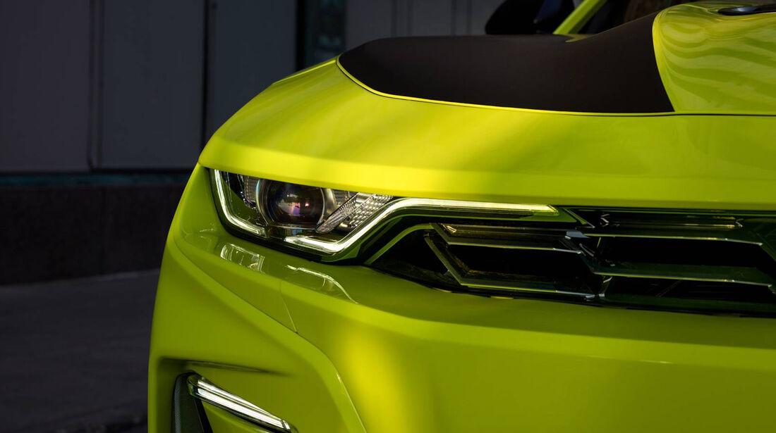 Chevrolet Camaro SEMA 2018