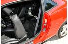 Chevrolet Camaro, Sitz, Fond