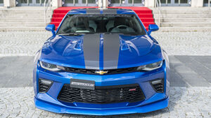 Chevrolet Camaro Supercharged von Geiger Cars