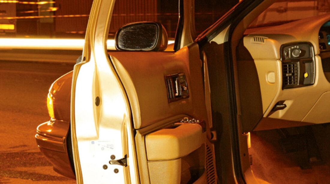Chevrolet Caprice, Seitentür