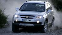 Chevrolet Captiva 2.4 2WD, Gelaende