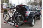 Chevrolet Captiva Fahrradträger