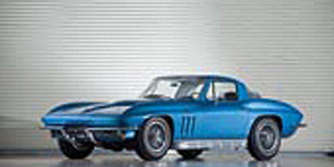 Chevrolet Corvette 427/425 Coupe (Frontansicht)