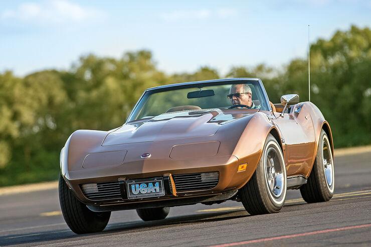 Chevrolet Corvette (C3) Technische Daten - auto motor und sport