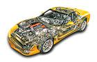 Chevrolet Corvette C5, Durchsicht