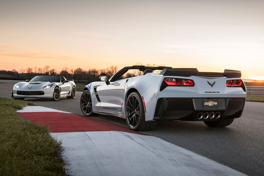 Chevrolet Corvette Carbon 65 Edition