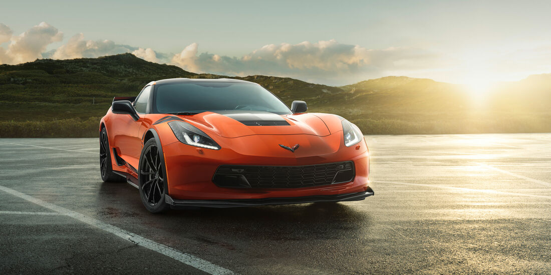 Chevrolet Corvette Final Edition 2019