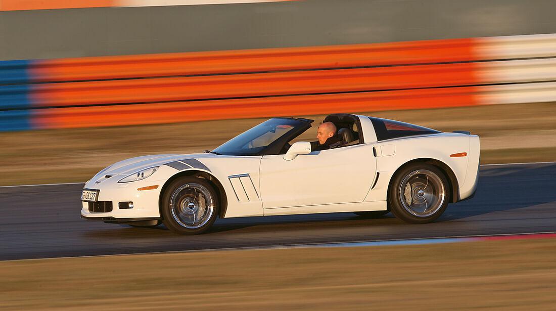Chevrolet Corvette, Generationenbild