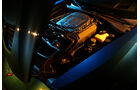 Chevrolet Corvette, Motor