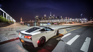 Chevrolet Corvette, New York, Impression