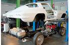 Chevrolet Corvette Sting Way, Chassis, Hochzeit