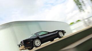 Chevrolet Corvette ZR-1, Seitenansicht