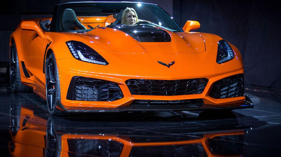 Chevrolet Corvette ZR1 Cabrio