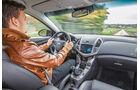 Chevrolet Cruze SW, Cockpit, Lenkrad