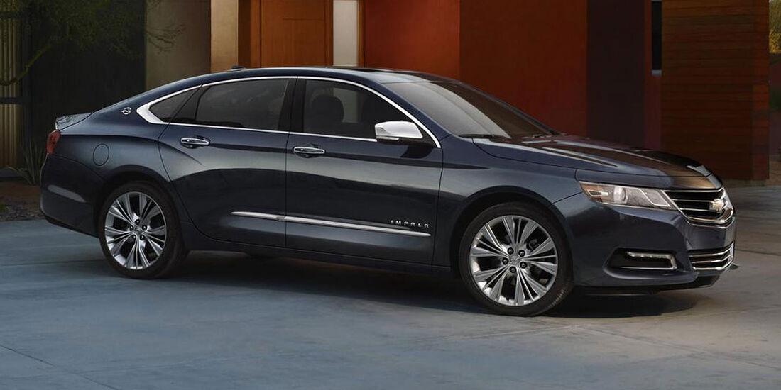 Chevrolet Impala New York