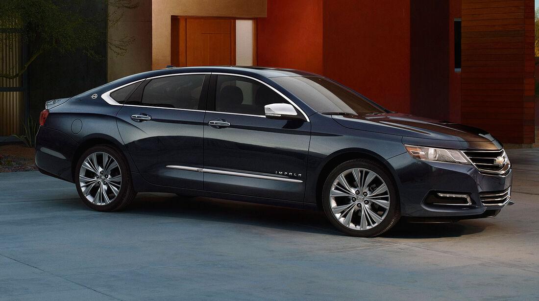 Chevrolet Impala USA 2013