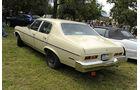 Chevrolet Nova, Rückansicht, Rückansicht