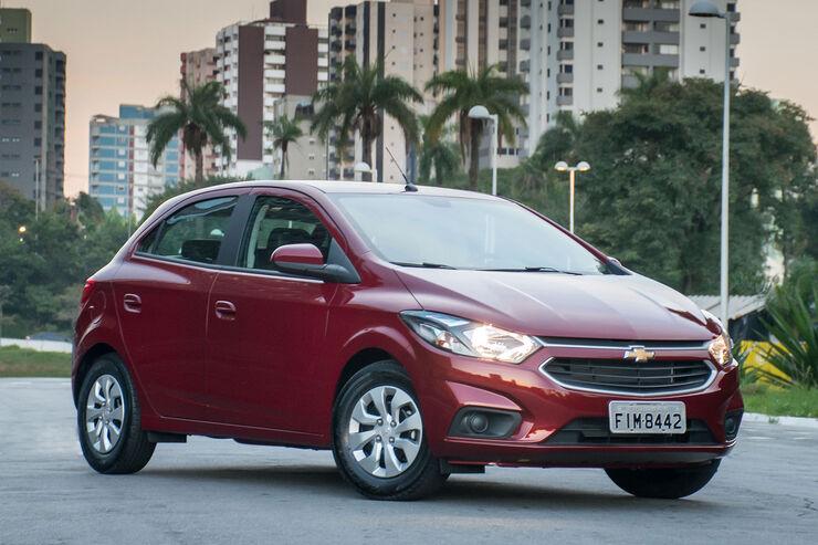 Chevrolet Onix Front Seite Standbild