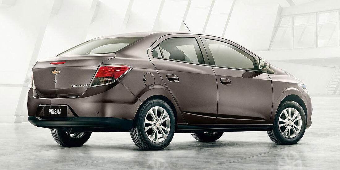 Chevrolet Prisma Brasilien