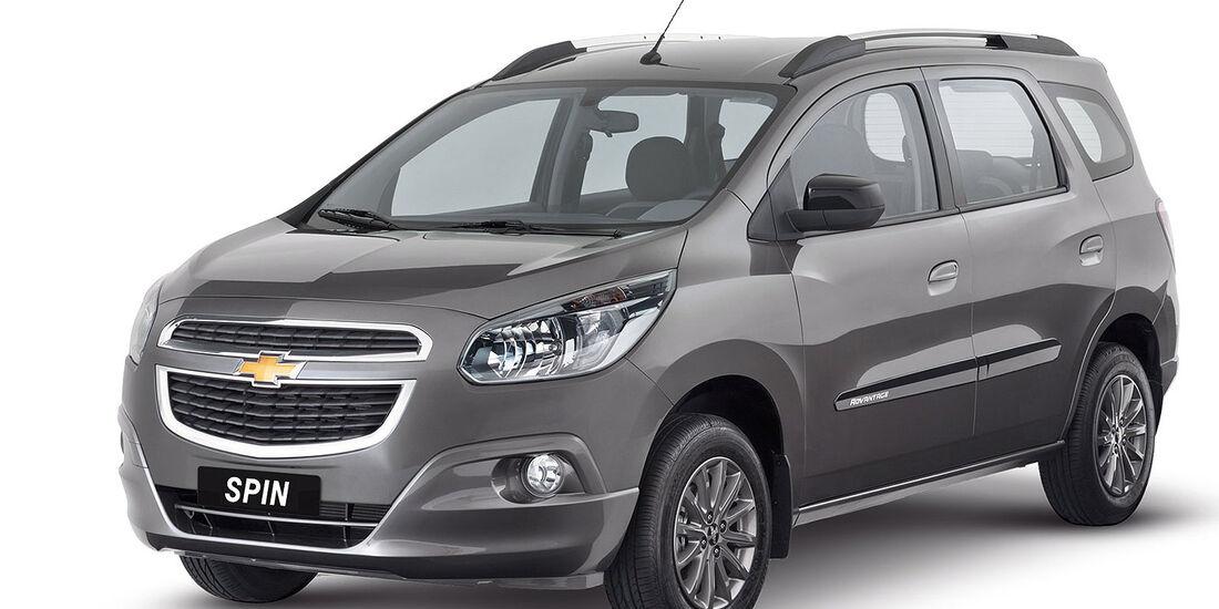 Chevrolet Spin Brasilien
