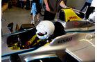 Christian Danner - Formel E-Test - Donington - 07/2014