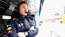 Christian Horner - Red Bull - Formel 1 - GP China - Shanghai - 13. April 2017