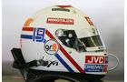 Christijan Albers - Formel 1-Spezialhelme