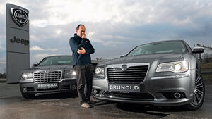 Chrysler 300 C, Lancia Thema