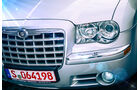 Chrysler 300 C Touring 5.7 Hemi, Frontscheinwerfer