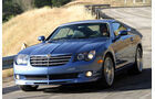 Chrysler Crossfire, SRT 6, Coupe. Front