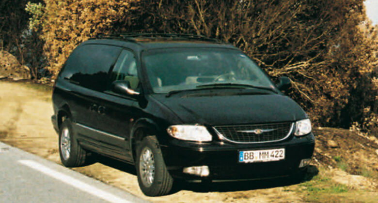 Chrysler Grand Voyager 2.5 CRD