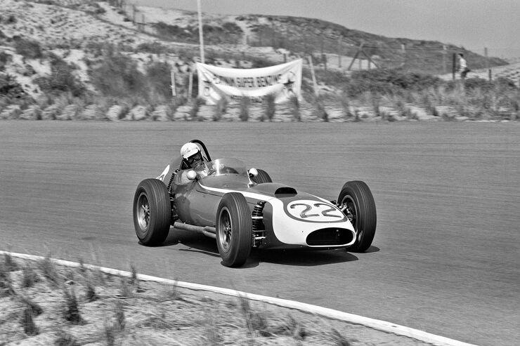 Chuck Daigh - Scarab F1 - GP Niederlande 1960
