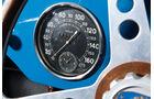 Cisitalia 202 SMM Nuvolari Spider, Rundinstrument