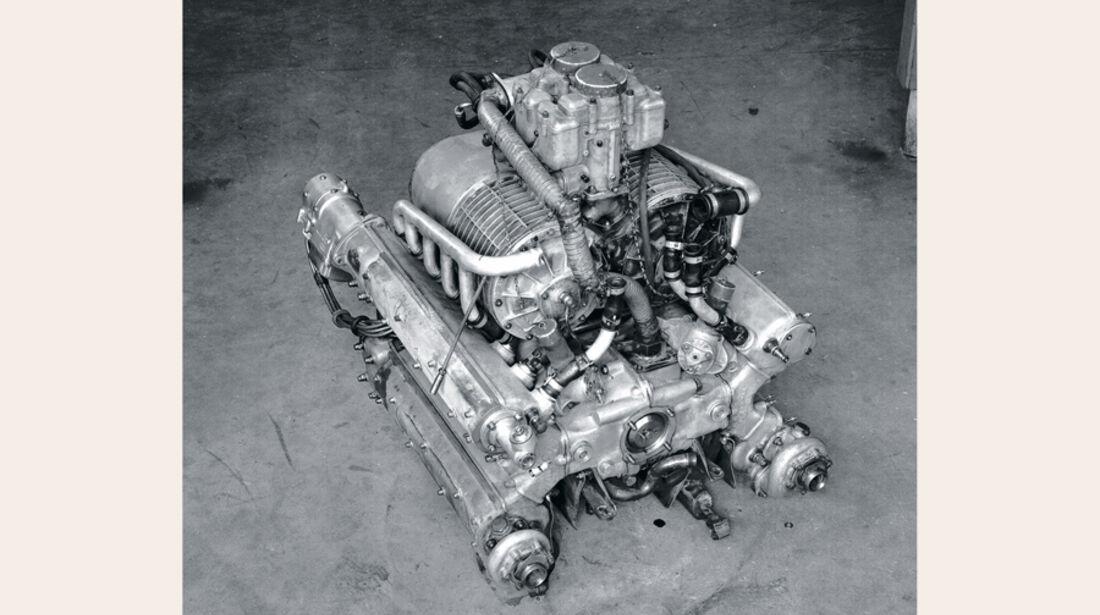 Cisitalia Grand Prix 1947/48 Motor