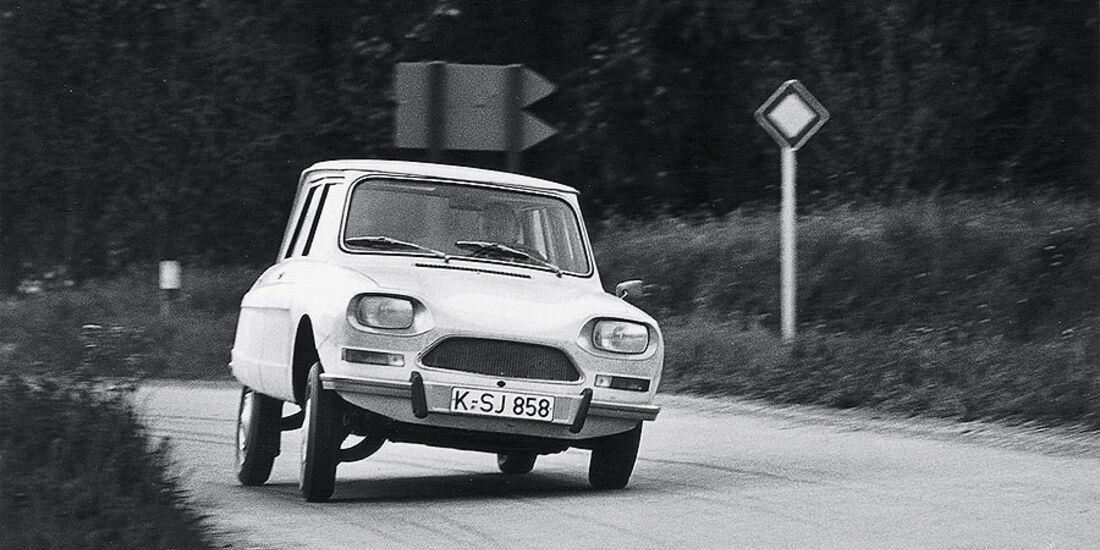 Citroën Ami 8