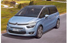 Citroën C4 (Grand) Picasso, Frontansicht