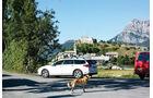Citroën C5 Tourer HDI 140, Seitenansicht, Provence