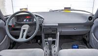 Citroën CX Prestige, Cockpit